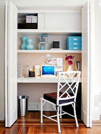 Creating a Home Office with Style - Barbara Gilbert Interiors