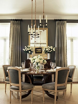 Dining Room on Dining Room Bhg