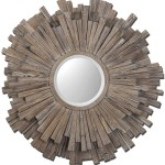 Grace Feyock Vermundo Framed Wall Mirror bgi
