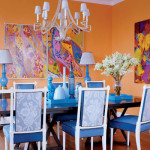 Elle decor dining room